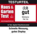6 в 1 Контактен мултифункционален термометър Medisana TM 750, Германия